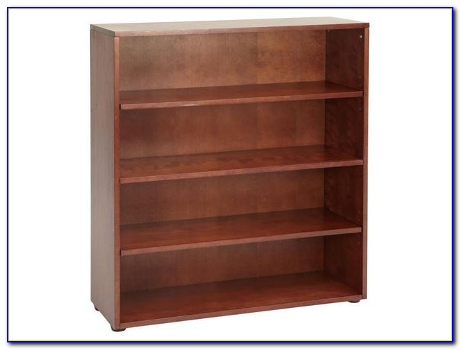 Childrens Wood Bookcase