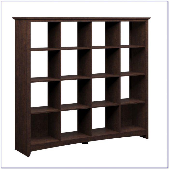 Cube Bookshelf Room Divider