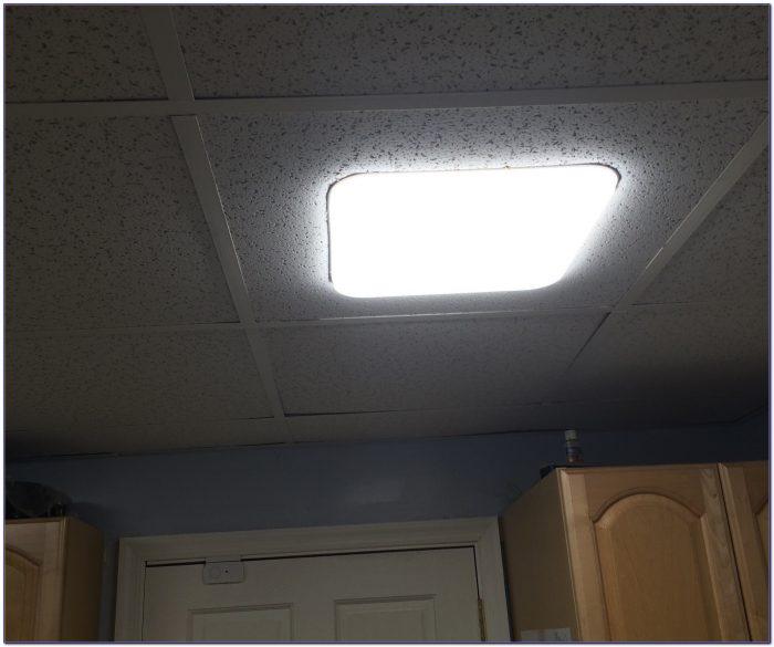 Decorative Drop Ceiling Light Panels