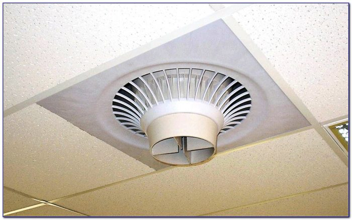 Drop Ceiling Tile Exhaust Fan Ceiling Home Design