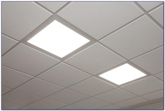 Drop Ceiling Light Panels Led