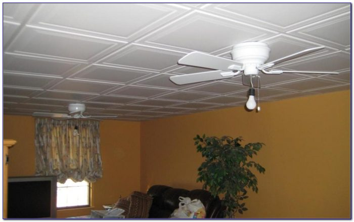 Drop Ceiling Projector Mount 2x4