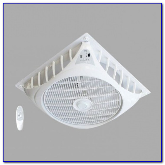 Drop Ceiling Tile Exhaust Fan