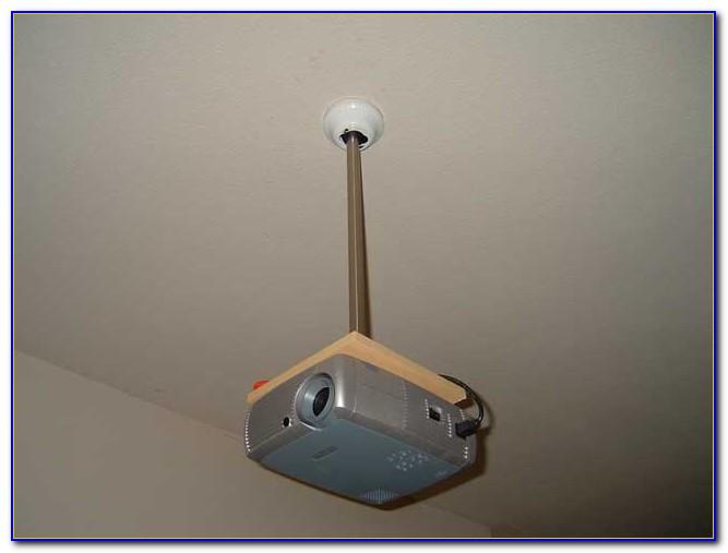 Drop Down Ceiling Projector Mount