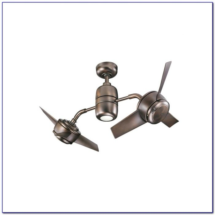 Dual Motor Outdoor Ceiling Fans