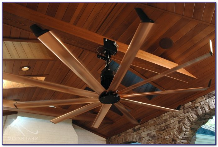 Extra Large Indoor Ceiling Fans