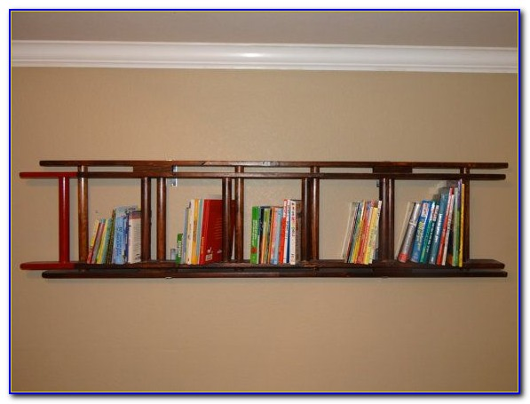 Fire Station Bookshelves