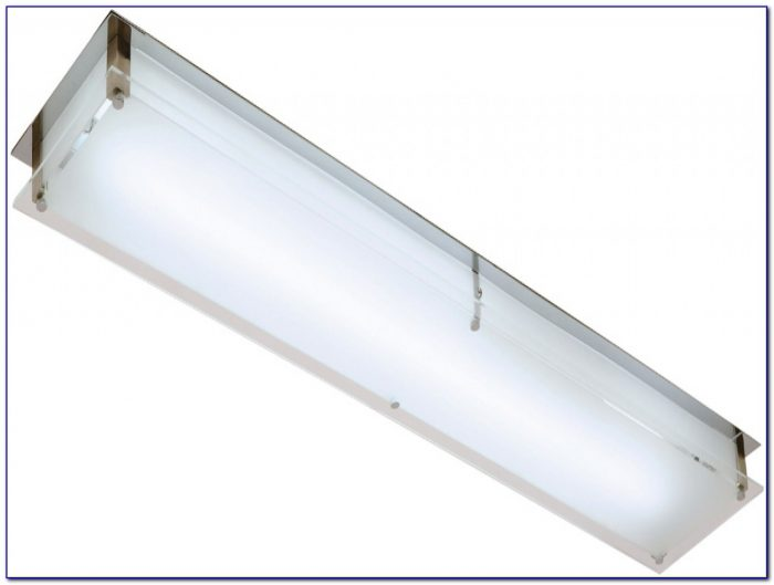 Fluorescent Ceiling Light Fixture Covers