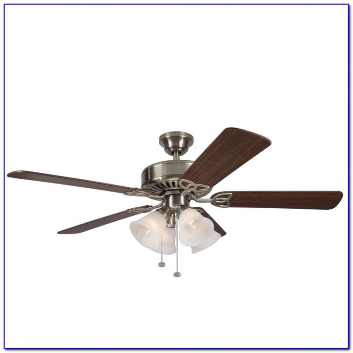 Flush Mount Ceiling Fan With No Lights
