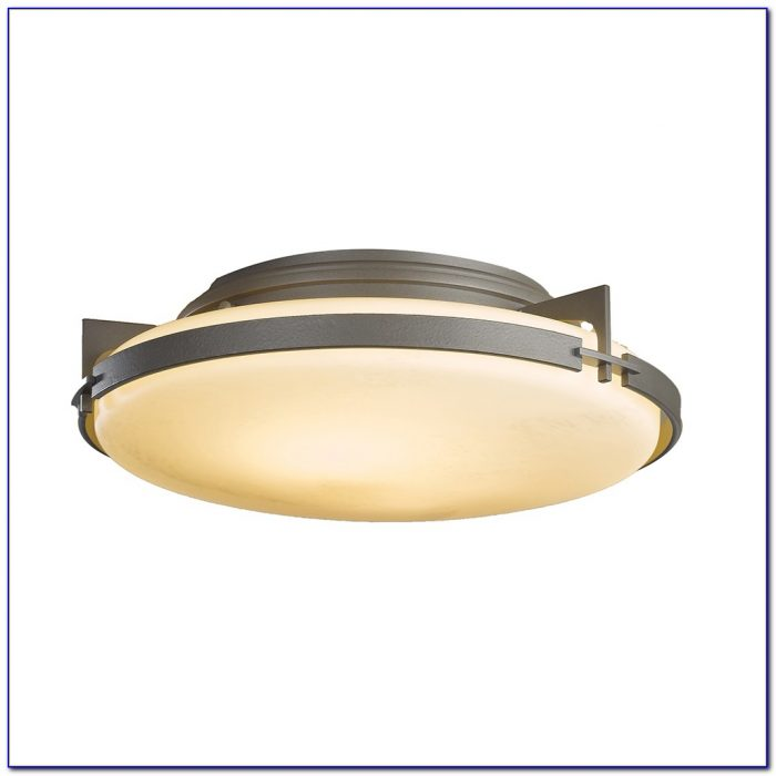Flush Mount Ceiling Light With Remote