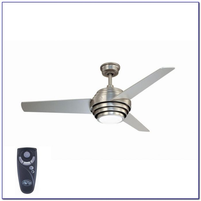 Hampton Bay Ceiling Fan With Remote Control Installation