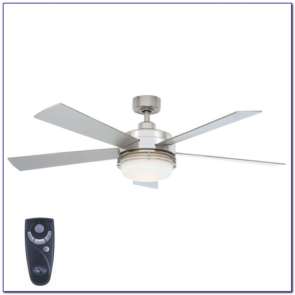 Hampton Bay Ceiling Fan With Remote Instructions