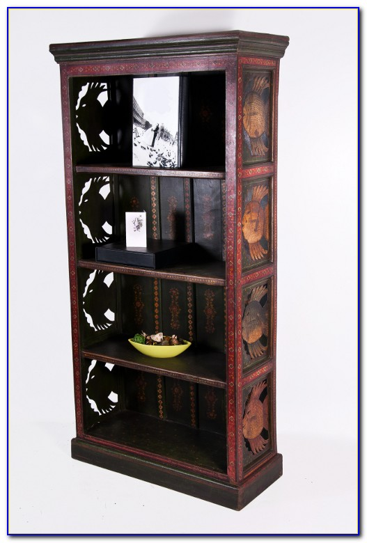 Hand Painted Bookcase Furniture