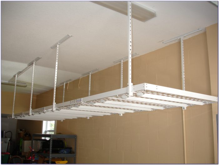 Hanging Shelves From Ceiling With Chains