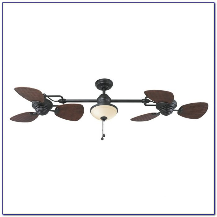 Harbor Breeze Dual Blade Ceiling Fan