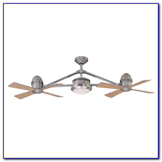 Harbor Breeze Twin Ceiling Fan
