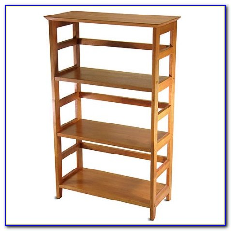 Honey Pine Bookcase