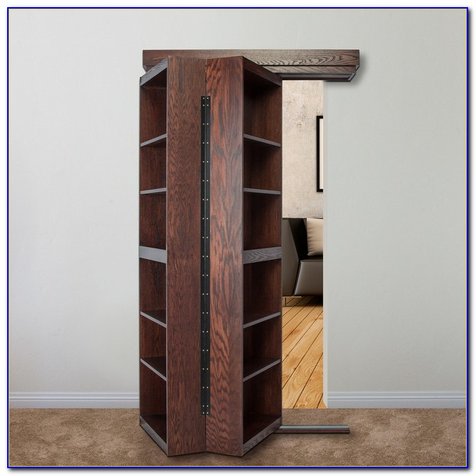 How To Build A Secret Bookcase Doorway