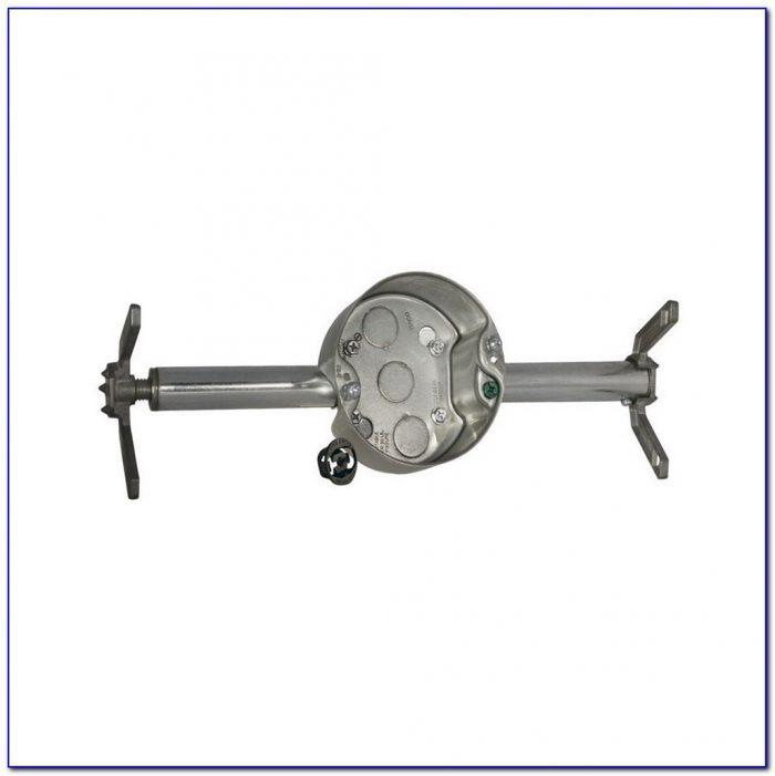 Hunter Ceiling Fan Mounting Bracket Adapter