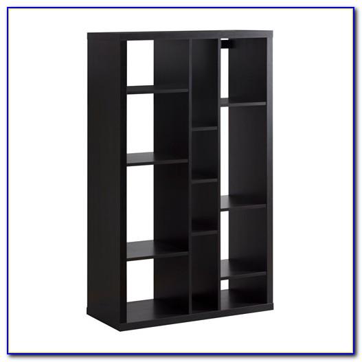 Ikea Billy Bookcase Black Brown