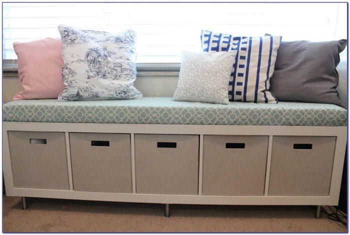 Ikea Billy Bookcase Window Seat