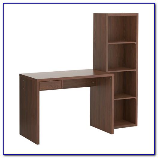 Ikea Desk And Bookcase Combo