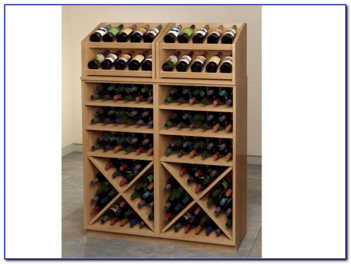 Ikea Expedit Bookcase Wine Rack