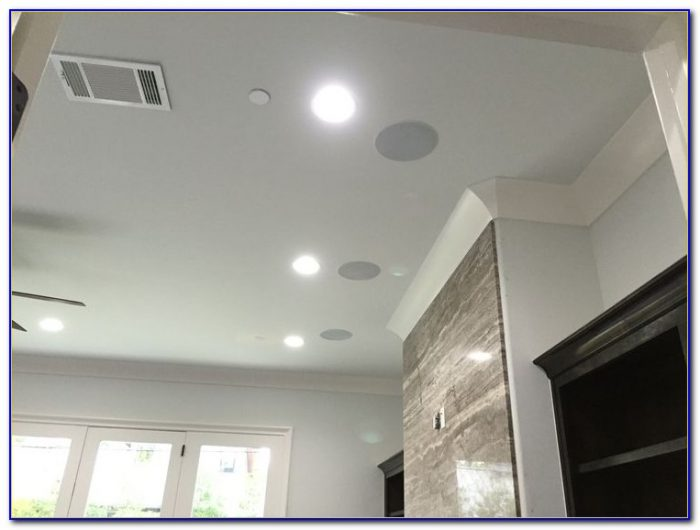 In Ceiling Surround Sound Speakers Bose