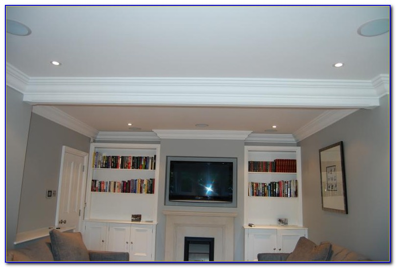 In Ceiling Surround Sound Speakers Setup