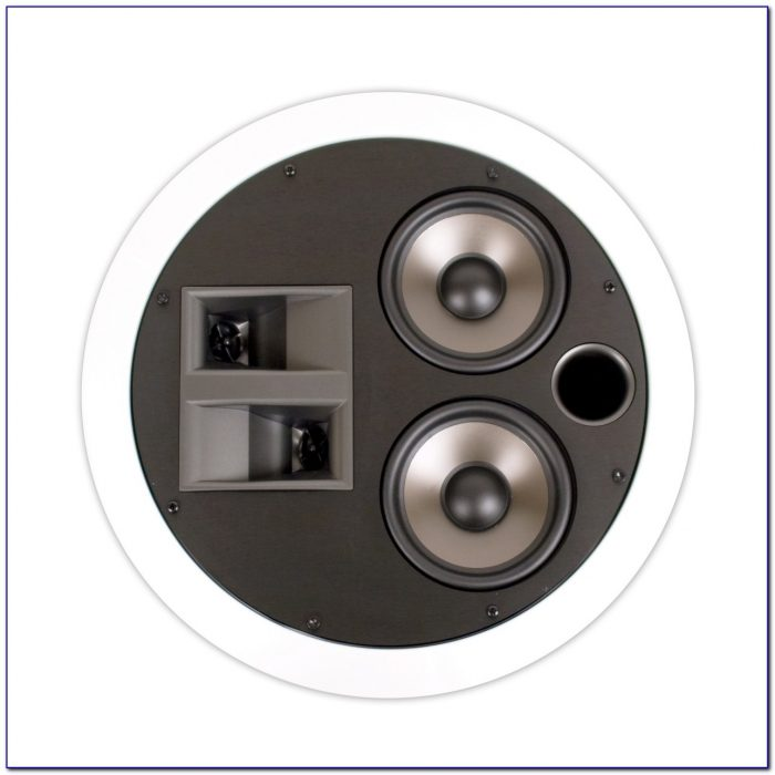 In Ceiling Surround Sound Systems