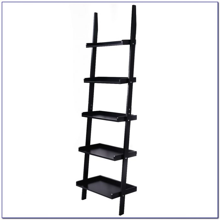 Leaning Ladder Bookcase Target
