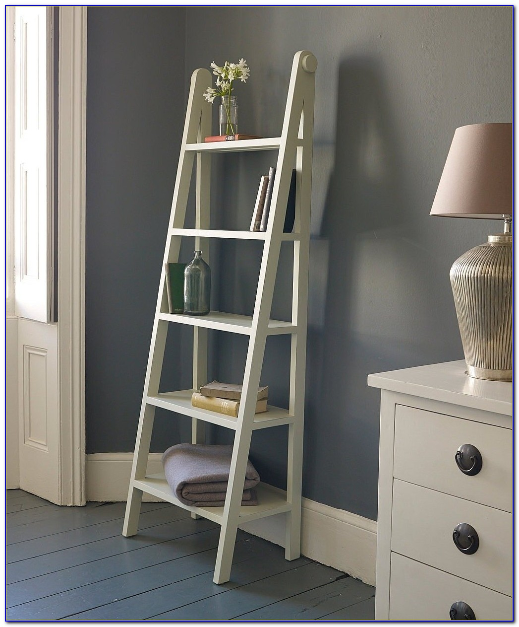 Leaning Ladder Bookcases Uk