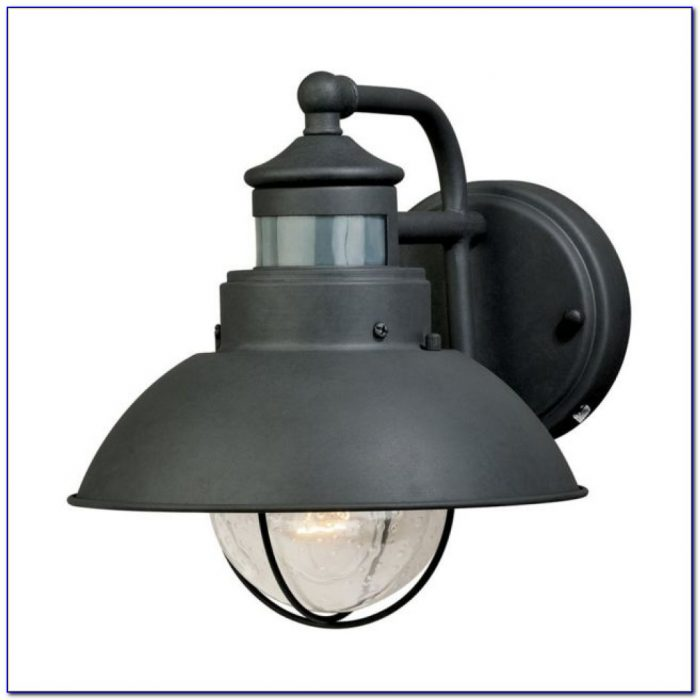 Led Motion Sensor Outdoor Ceiling Light