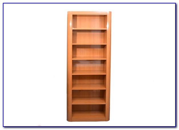 Light Cherry Bookcase
