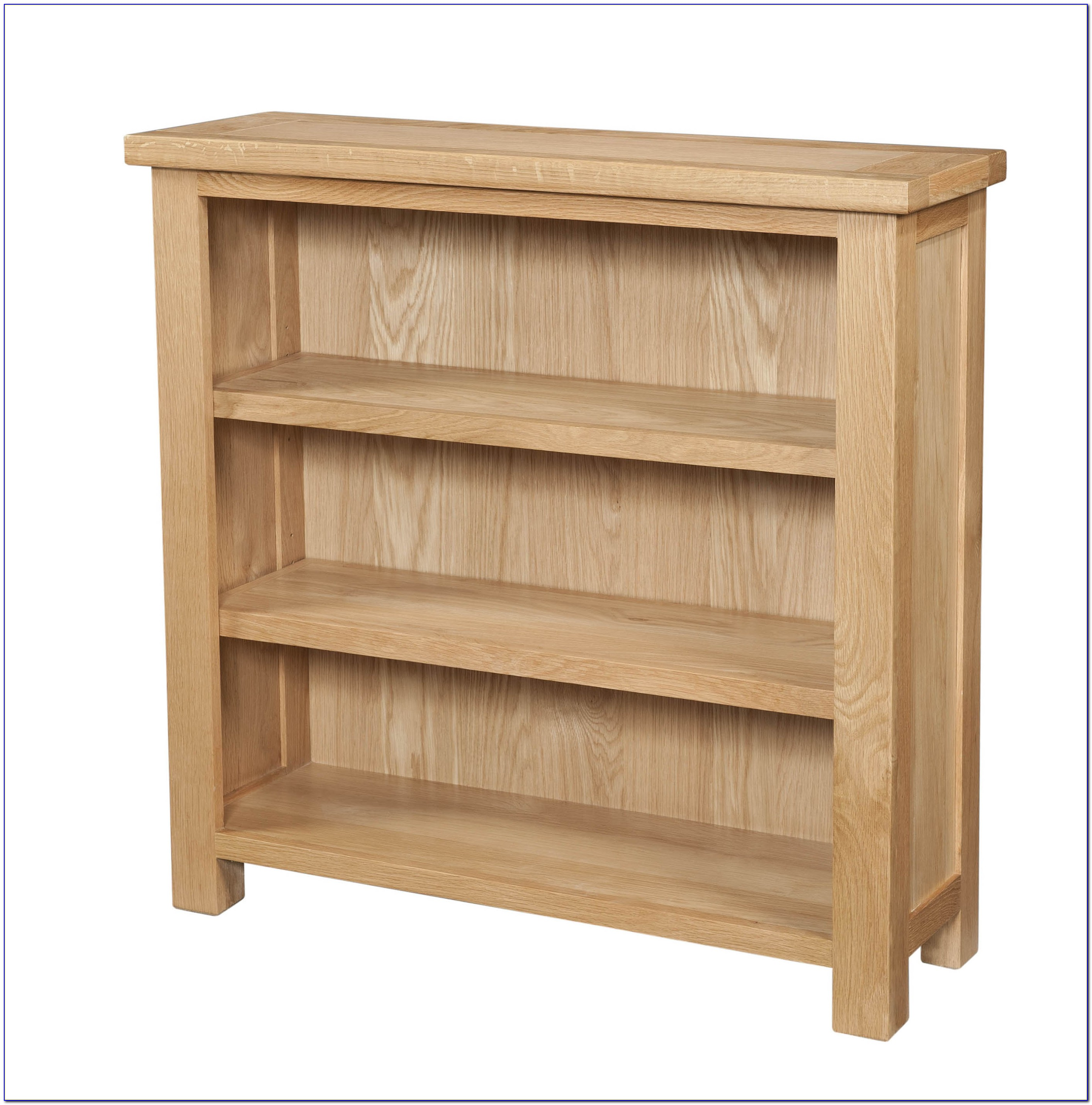 Light Oak Bookcase Drawers