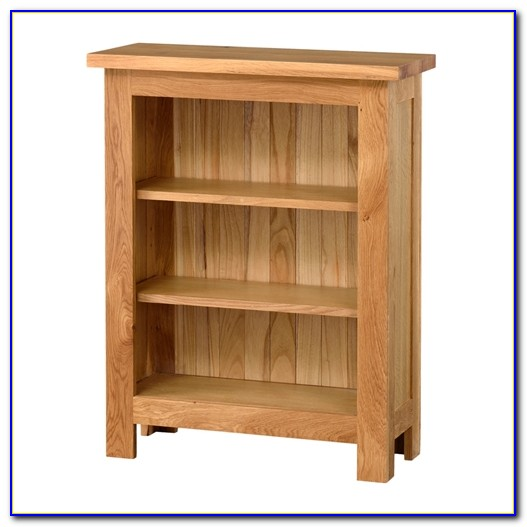 Light Oak Small Bookcases