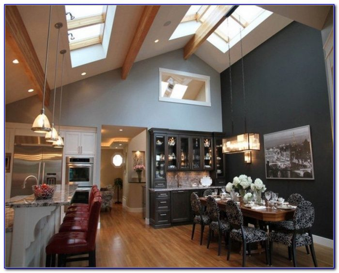 Lighting For Vaulted Ceiling