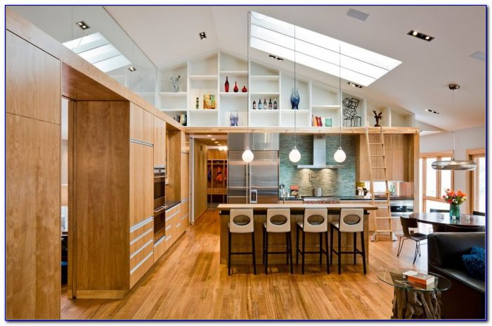 Lighting Solutions For Angled Ceilings