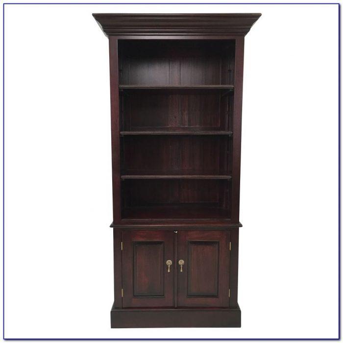 Mahogany Bookcase Solid