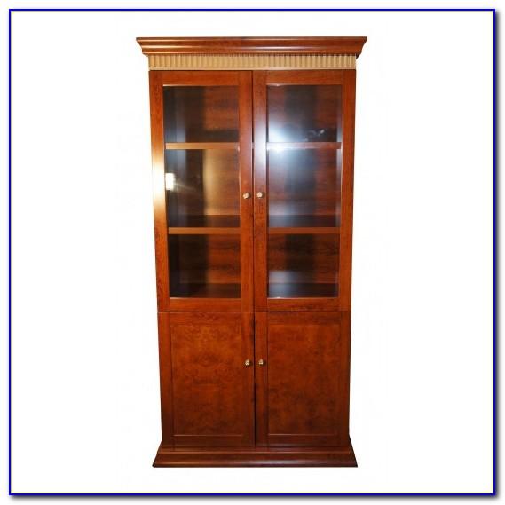 Medium Oak Small Bookcase