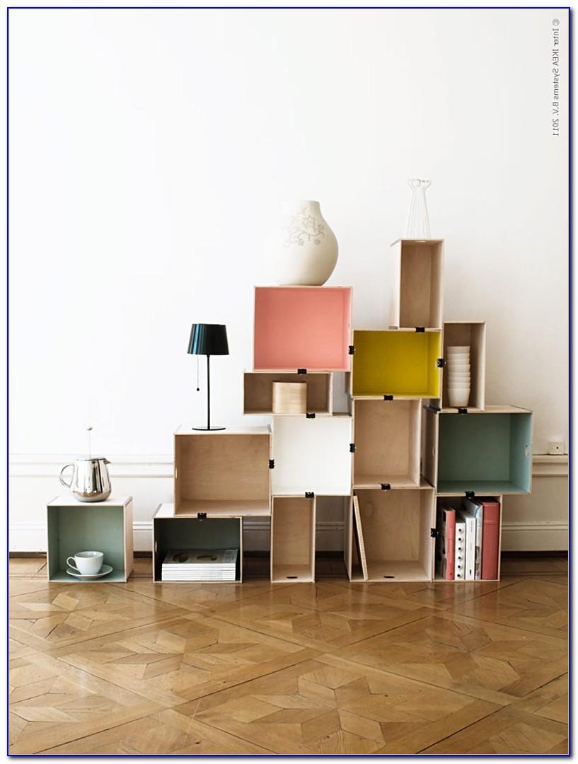 Modular Bookshelf Ikea