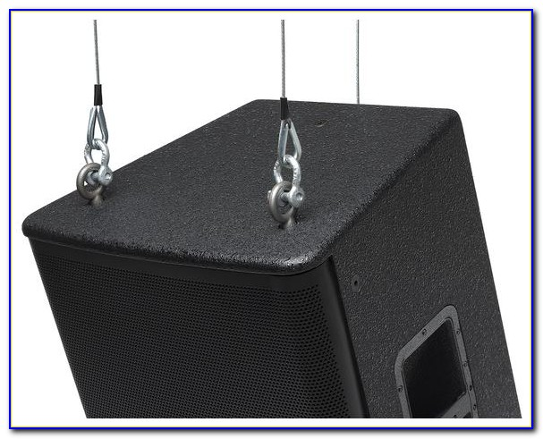 Mount Speakers From Ceiling