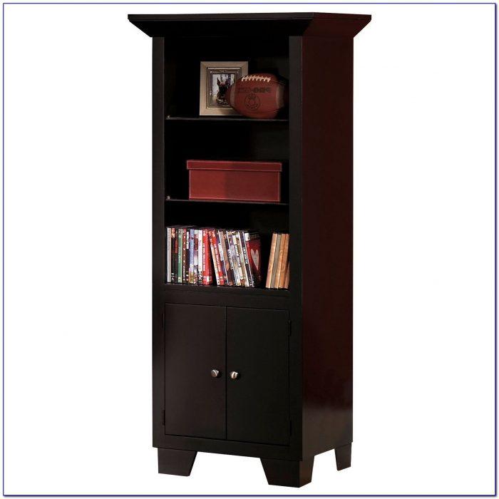 Bookcase Dark Wood Bookcase Home Design Ideas