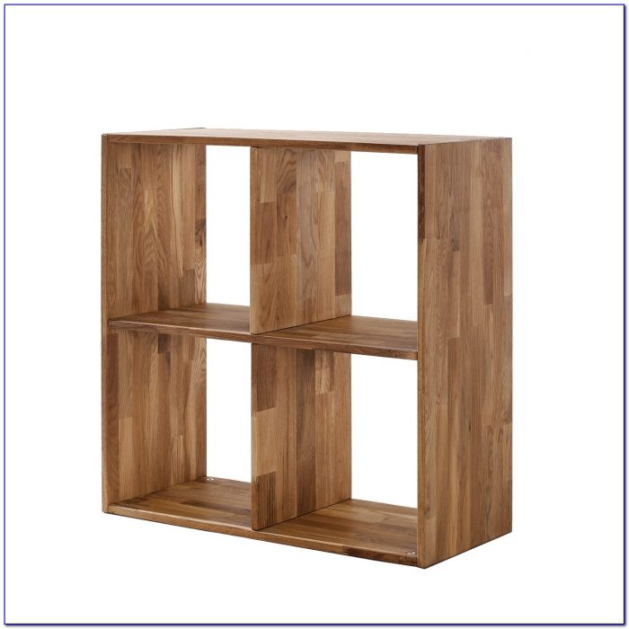 Oak Cube Bookcase Uk