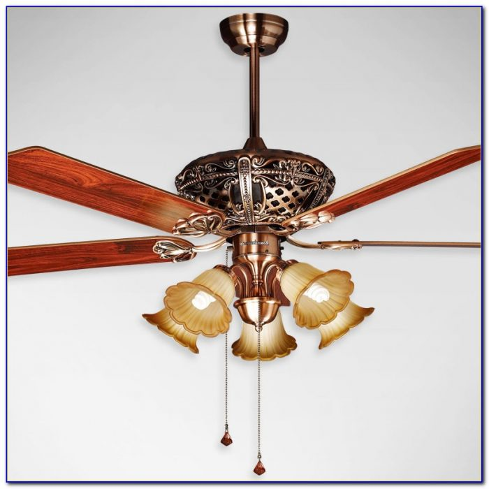 Old Style Hunter Ceiling Fans