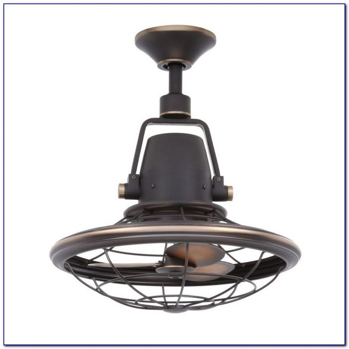Outdoor Double Oscillating Ceiling Fans