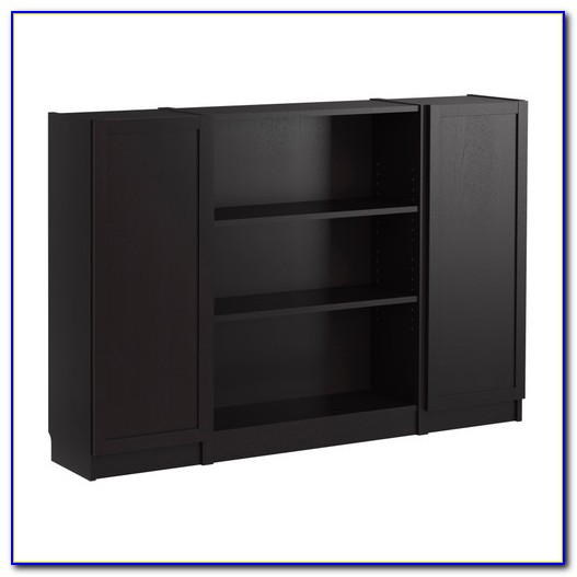 Paint Black Billy Bookcase