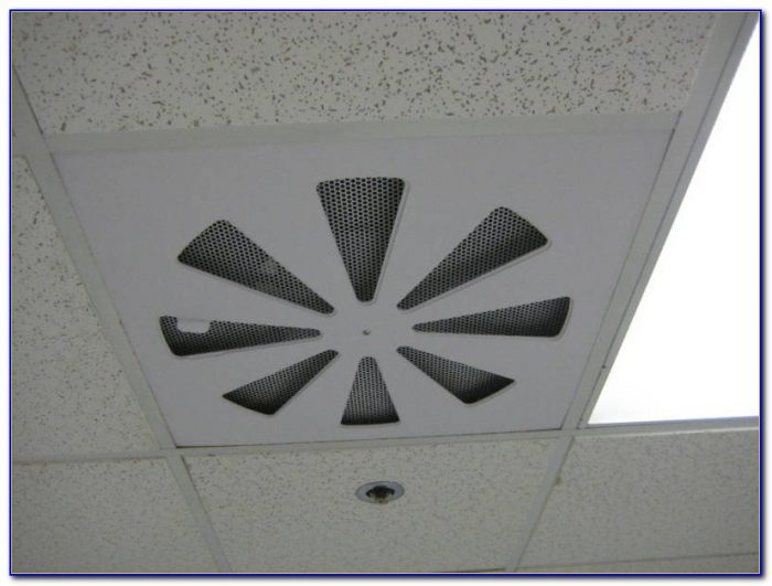 Plastic Ceiling Air Vent Covers