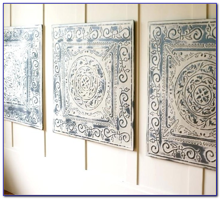 Pressed Tin Ceiling Panels Uk