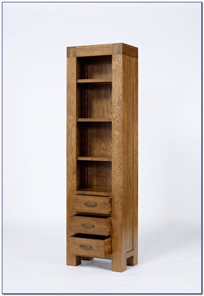 Reclaimed Oak Bookcase Uk